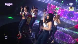 Video (150823) Kim So Jung - Dance Music @ SBS Inkigayo download MP3, 3GP, MP4, WEBM, AVI, FLV Juli 2018