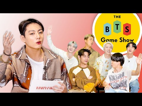 How Well Does BTS Know Each Other? | BTS Game Show | Vanity Fair