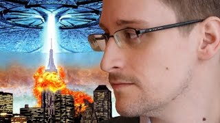 Edward Snowden Says Aliens Are Trying to Contact Earth