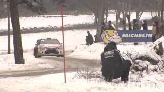 Loeb continues to liven up Monte-Carlo - Citroën Racing 2015