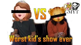 GMYT #35: What's the worst kid's show?