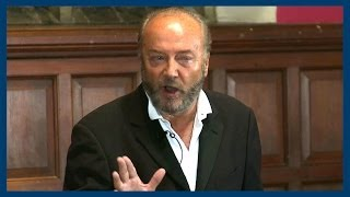 Are You Racist? | George Galloway | Oxford Union