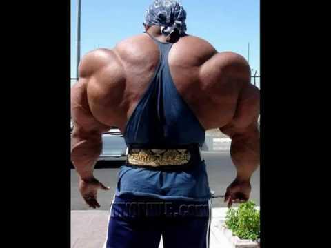 Bodybuilder strongest biggest unbelievable real ...