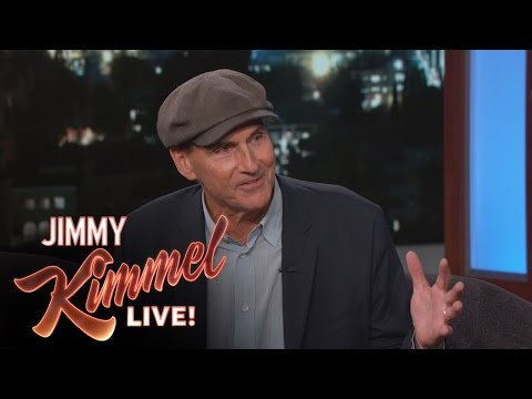 James Taylor Played in an Insane Asylum