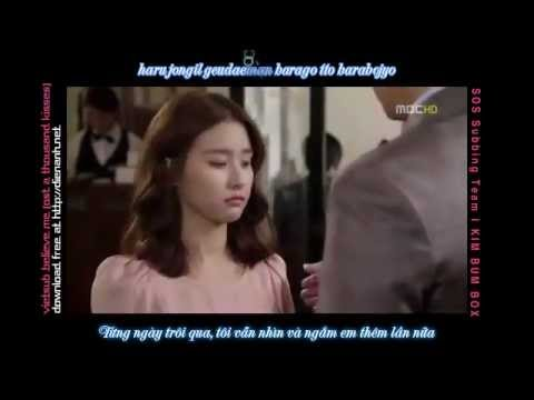 Preview [Vietsub + Kara] Believe me (OST A thousand kisses) - Tim.avi