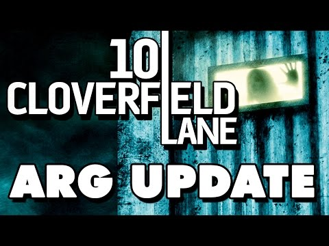 10 CLOVERFIELD LANE ARG UPDATE! (Megan, Survival Game, Audio Files, and More)