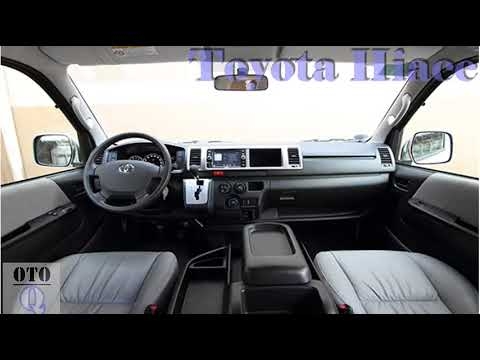 2018 Toyota Hiace Review_Luxurious Design And Performance