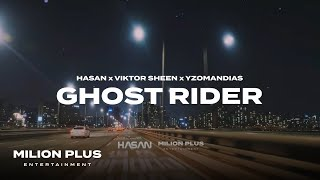 Hasan - Ghost Rider feat. Viktor Sheen & Yzomandias (official video)