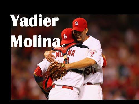 Yadier Molina Defensive Highlights