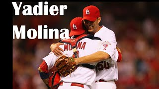 Yadier Molina Defensive Highlights