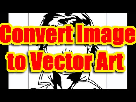 Tutorial: How To Convert Art/Graphics to Vector/Line Art (Still Image  Rotoscope)