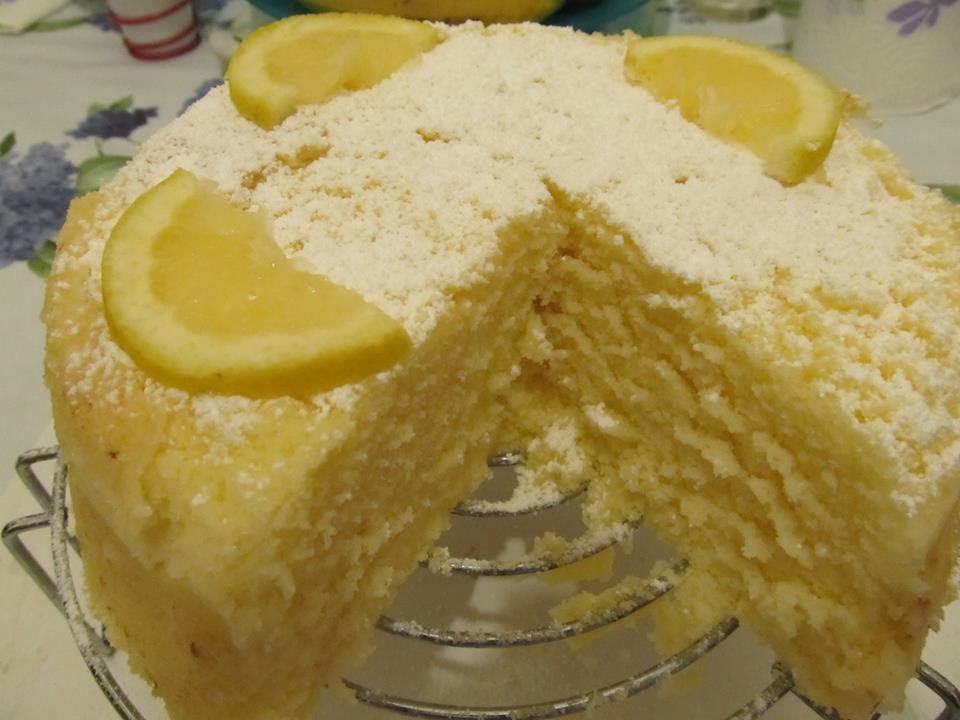 Ricetta torta soffice al microonde