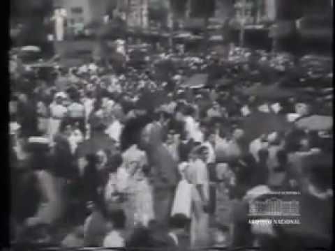 ADEUS A CARMEM MIRANDA - 1955