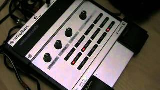 Digitech Vocalist live 2 Demo (test Nr2)