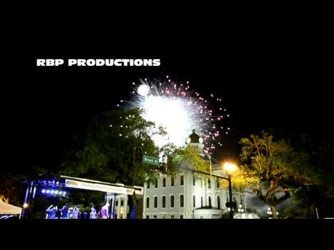 thomasville rose show fireworks finale 2015 youtube