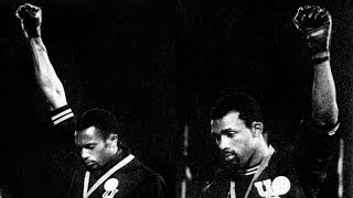 The iconic story of the Black Power salute at Olympics, 50 years on