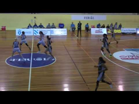 Star Center Uni Ferrol - Campus Promete (28-09-2016)