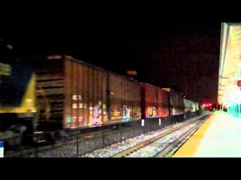 CSX Q452: West Palm Beach Station 08/06/2011