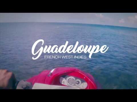 Jetski in Guadeloupe - F.W.I !