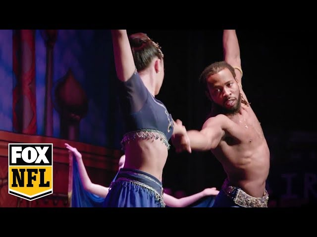 Josh Norman guest stars in 'The Nutcracker' performance | FOX NFL