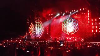 Coldplay - A Head Full of a Dreams - Start [Bangkok 2017]