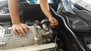 W211 e55 amg split cooling most effective method