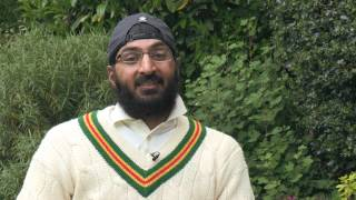 Monty Panesar Welcomes You to 'The Brilliance Series at Lords 2015'