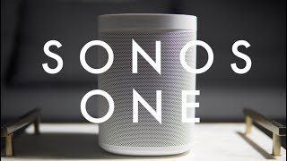 Sonos One Unboxing, Review, and Comparison with HomePod