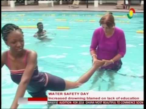 News360  - water safety Day - increased drowning  blamed on lack of education - 15/5/2016