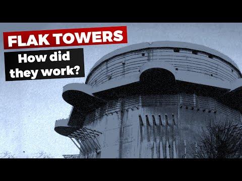 Flak Towers - Flaktürme
