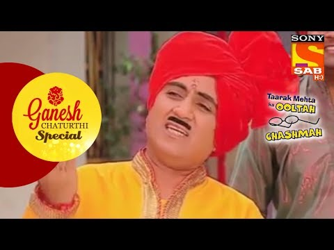 Ganesh Chaturthi Special   Taarak Mehta Ka Ooltah Chashmah   2014