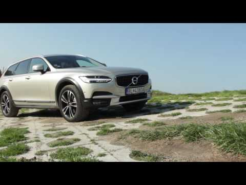Test: Volvo V90 Cross Country