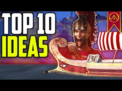 Total War Rome: Remastered - Top 10 Ideas |