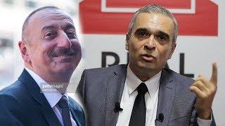 İlqar Məmmədov İlham Əliyevə dərs keçir (Bəyən!)