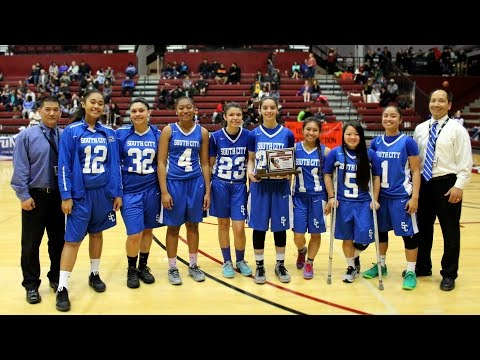 2016 CCS D3 Girls Basketball Championship 3-5-16