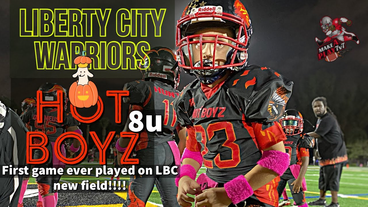 Download The Warriors of Liberty City  vs Bryn Davenport & Hot Boyz  ( first game ever)