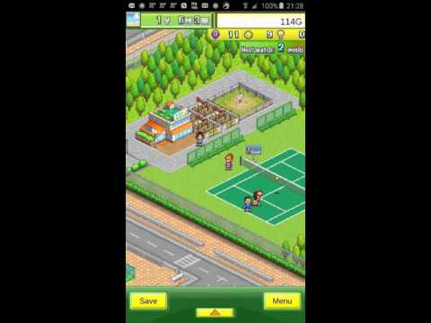 [Gameplay]Tennis club Story