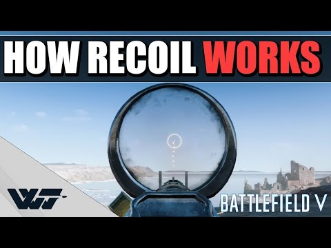 GUIDE: How RECOIL WORKS in Battlefield V (Gunplay mechanics analysis) thumbnail