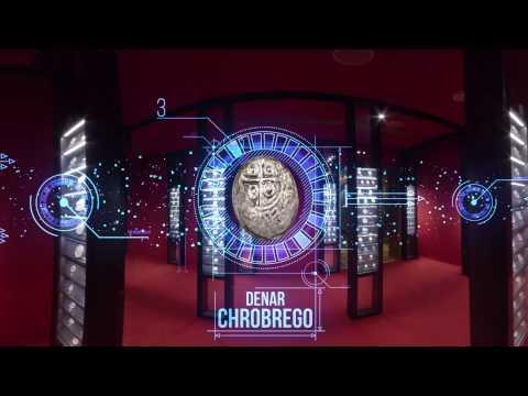 Numizmatyczne skarby - Centrum Pieniądza NBP w 360°