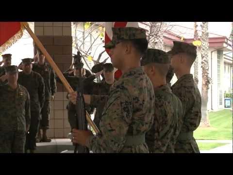 Marine Unit Awarded Two Navy Unit Commendations