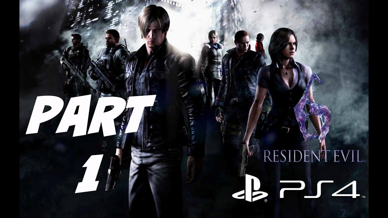 Resident Evil 6 Walkthrough w/Commentary [Leon] [Part 13