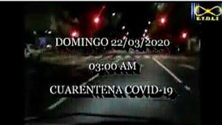 Cuarentena COVID 19 (Buenos Aires Argentina)