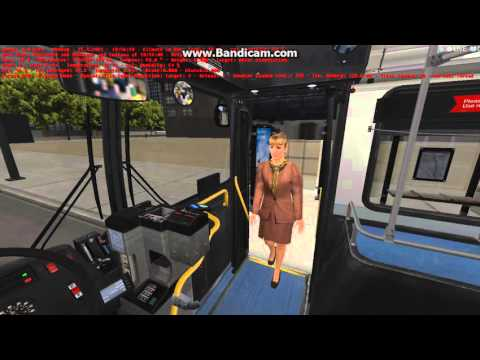 Omsi 2 Chicago Downtown Add-on Route 130 From Clinton @ Washington to Alder Planetarium Part 5/5  