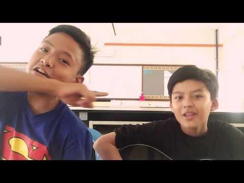Ku Hanya Sayang Padamu - Aiman Tino cover by Iskandar Zainal and Eunous