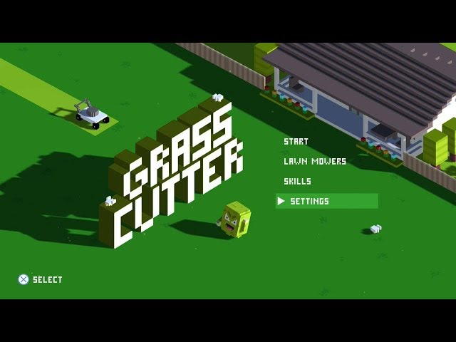 Grass Cutter - Mutated Lawns (PS4/PSVITA/Switch/XB1/Steam) 100% Platinum Trophy Guide