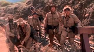 Młody Indiana Jones: Pancerny pociąg widmo