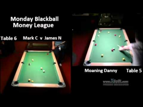 MML 22nd Dec 2014 Mark Canning v James Nicholls