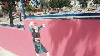 Emel Akçay İlkokulu - Duvar Resimleri - İskenderun