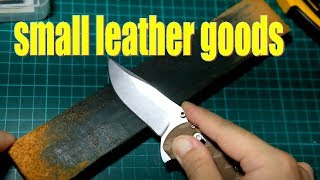 Sharpening Knives And Tools With Honing Compound