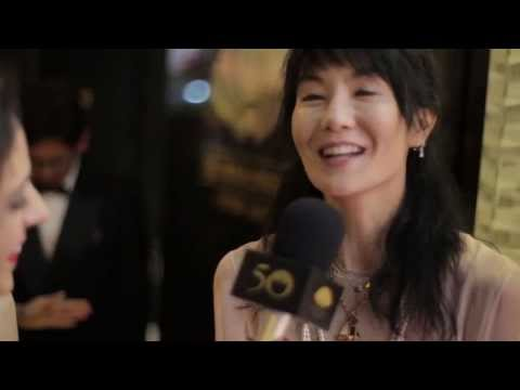 Mandarin Oriental, Hong Kong: 50th Anniversary Gala